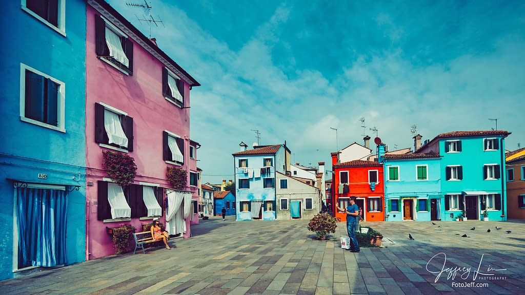 24. The Colourful Island of Burano