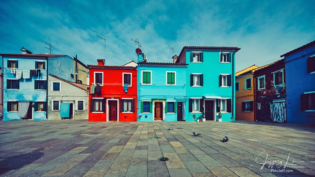 25. The Colourful Island of Burano