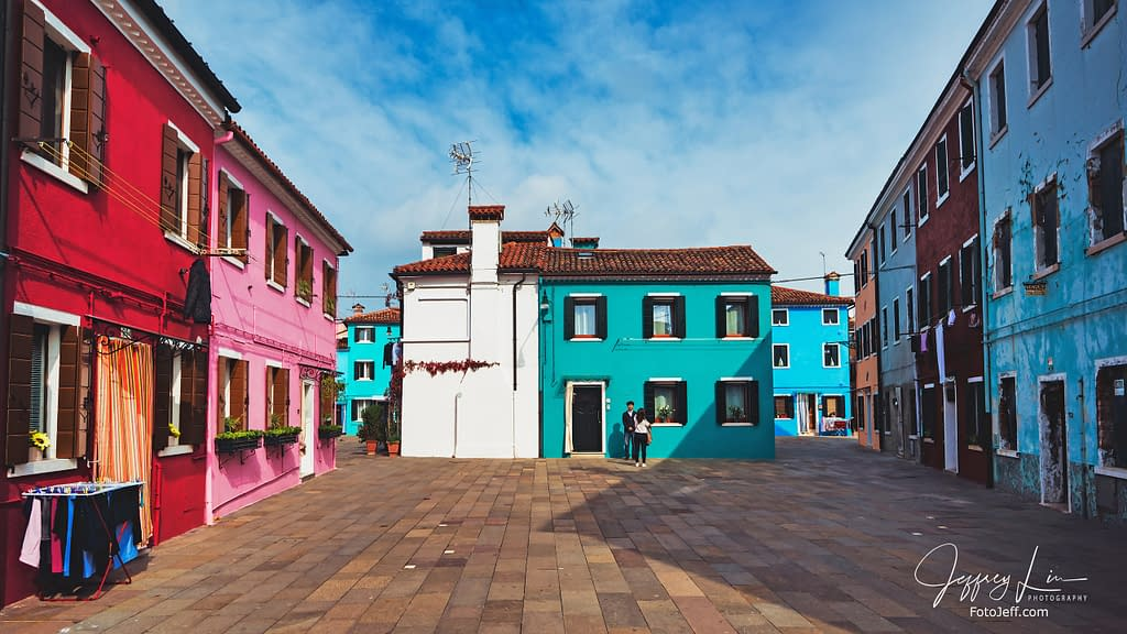 27. The Colourful Island of Burano