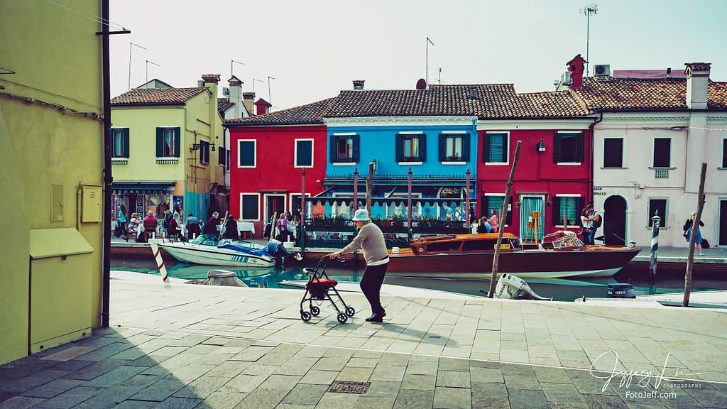 28. The Colourful Island of Burano