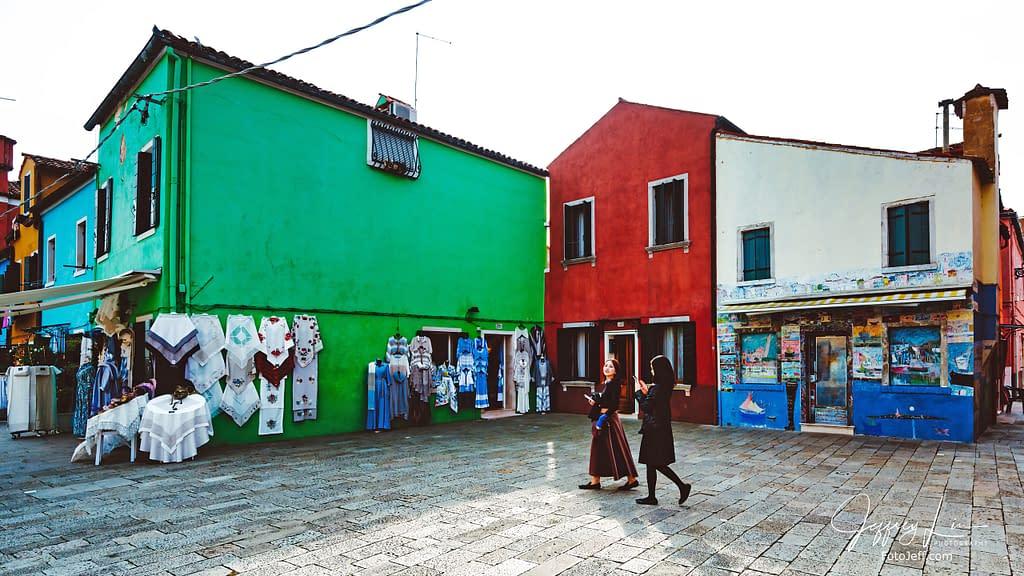 35. The Colourful Island of Burano