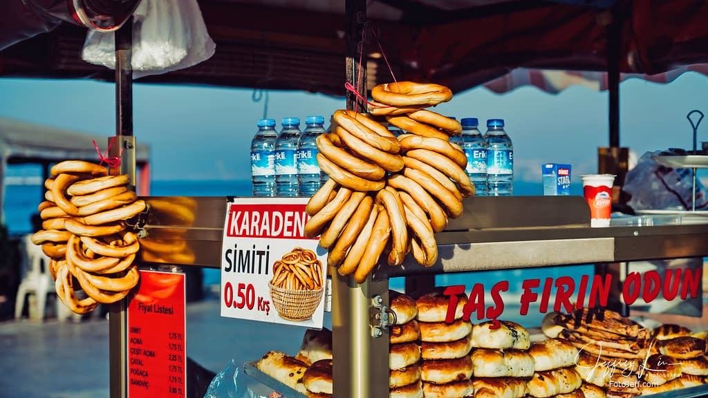 6. Turkish Simit