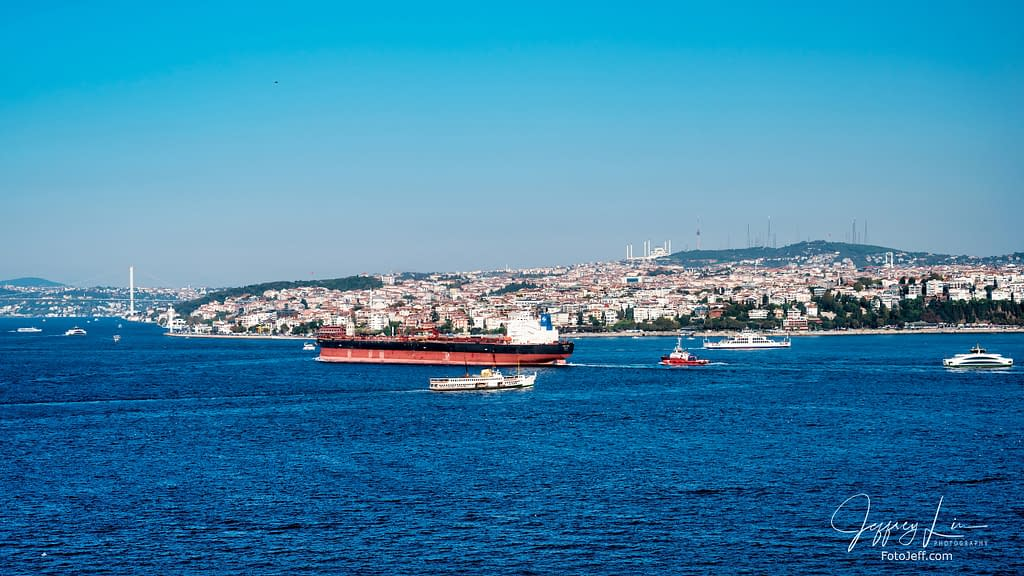 118. Bosphorus Strait