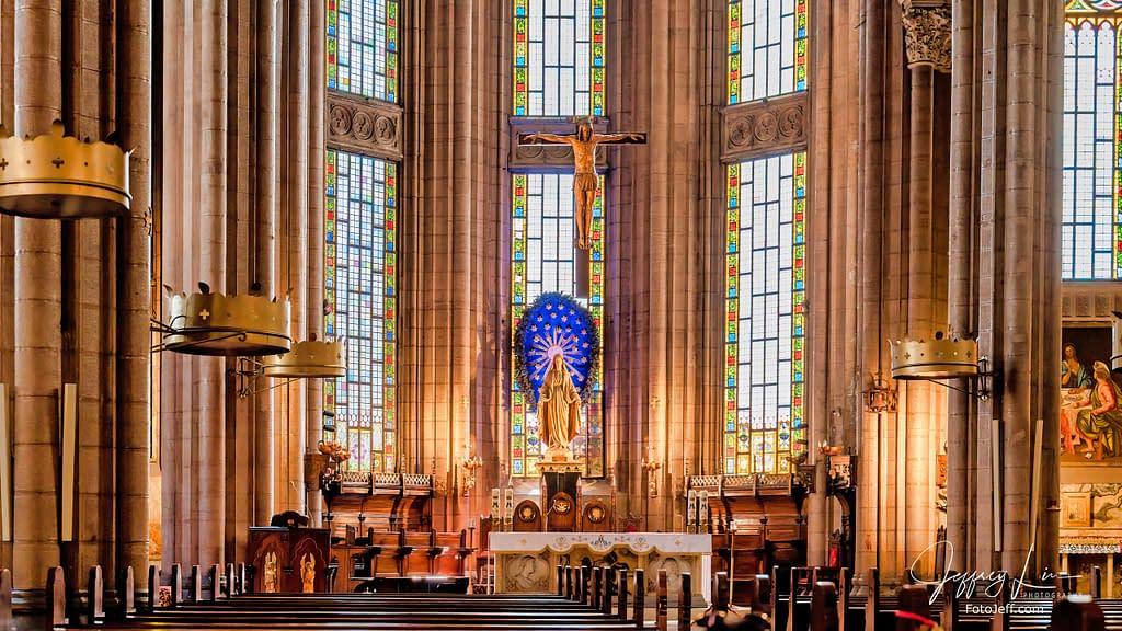 21. Saint Antoine Church