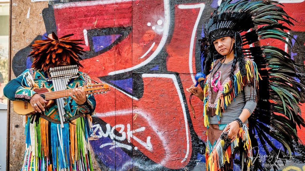 25. Street Performers in Istiklal Caddesi