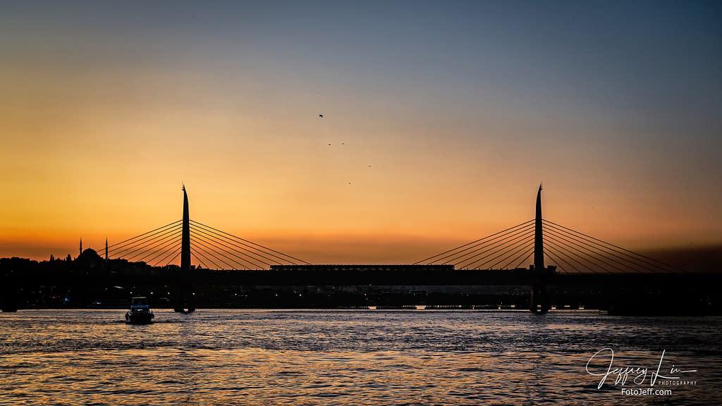 68. Bosphorus Bridge