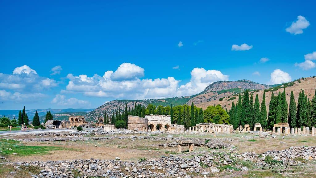 43. The Ruins of Hieropolis