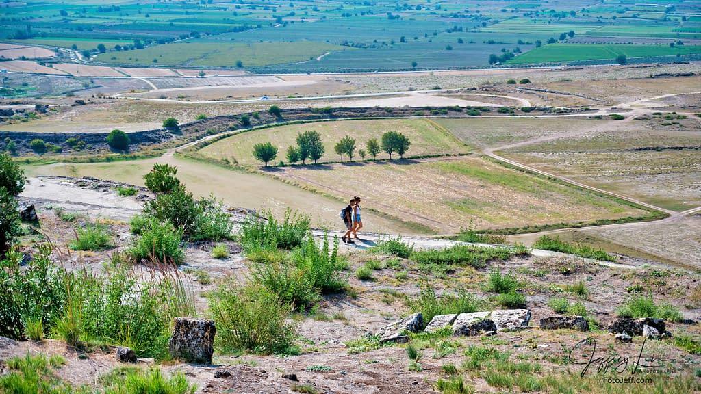 49. Panoramic Views of Pamukkale