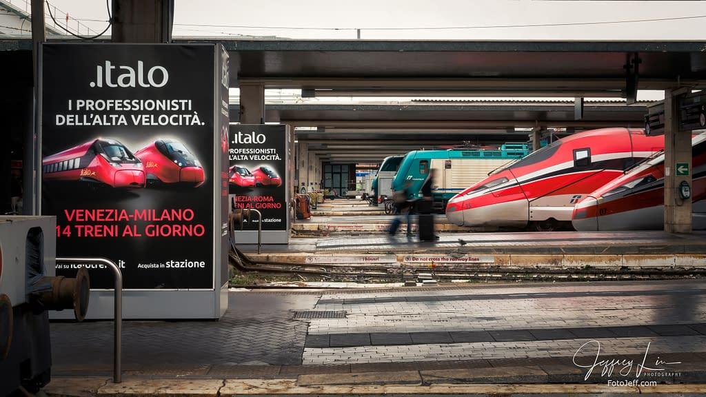 17. Venezia Santa Lucia Train Station