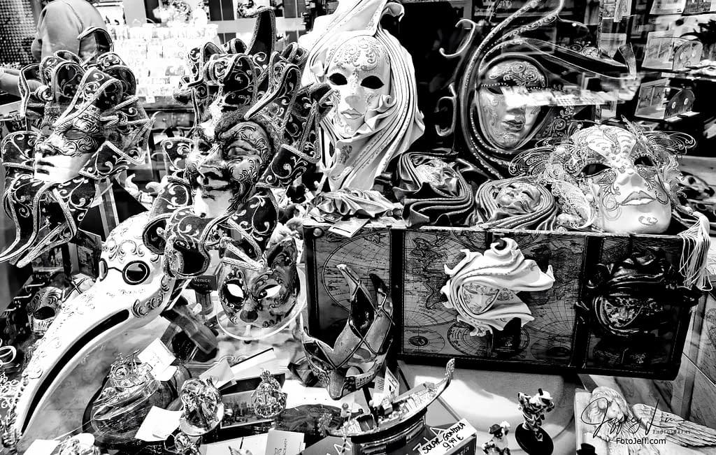 72. Venetian Mask - The Masquerade