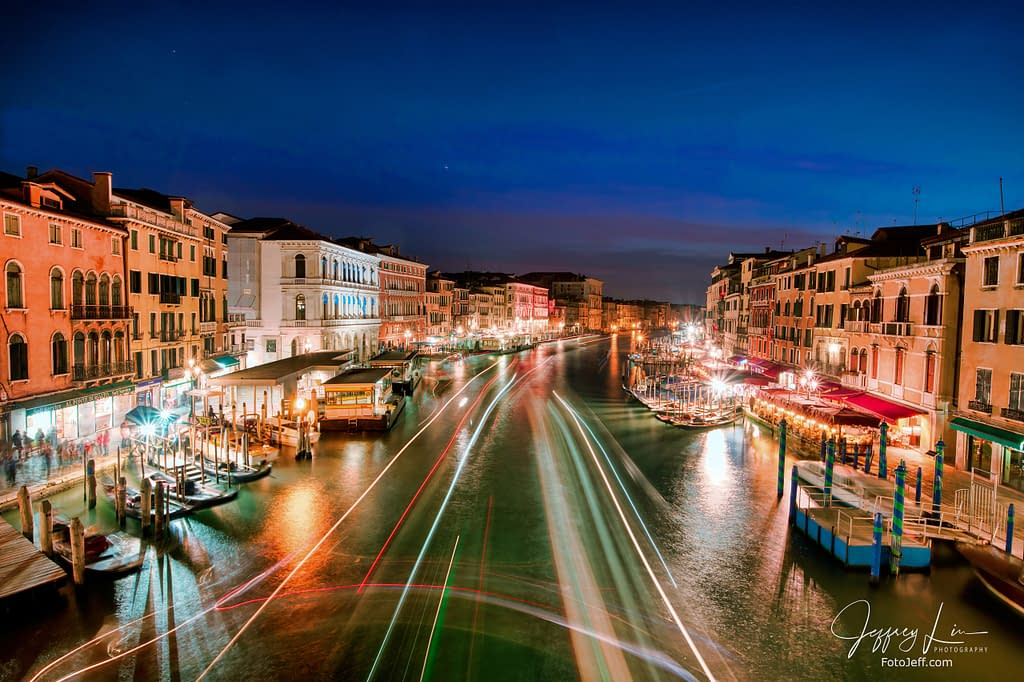 77. Magnificent View of the Grand Canal