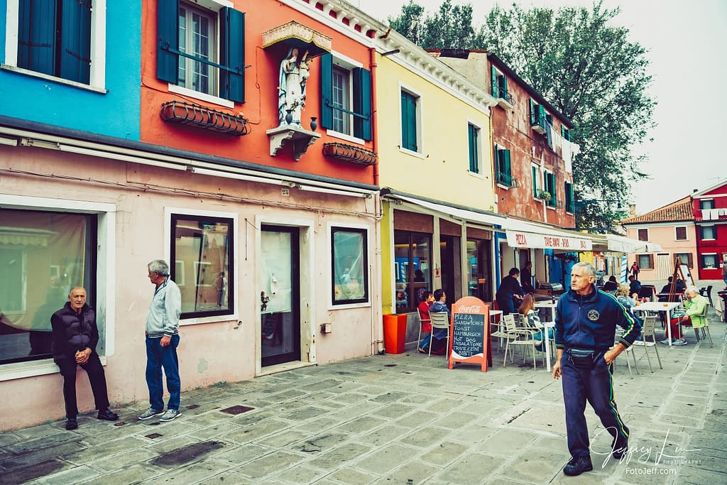 3. The Colourful Island of Burano