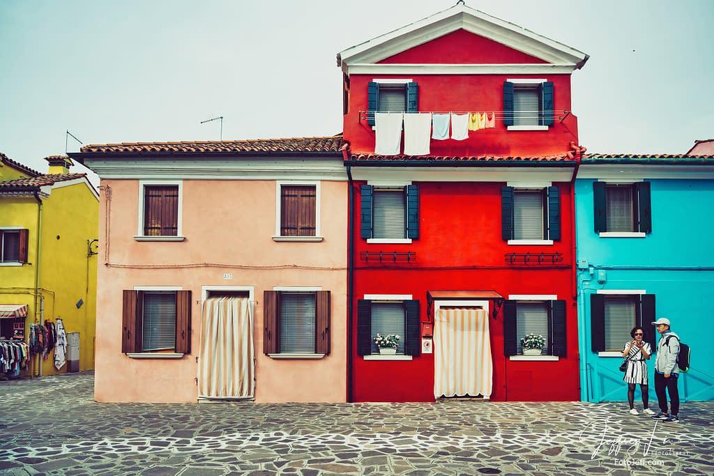 5. The Colourful Island of Burano