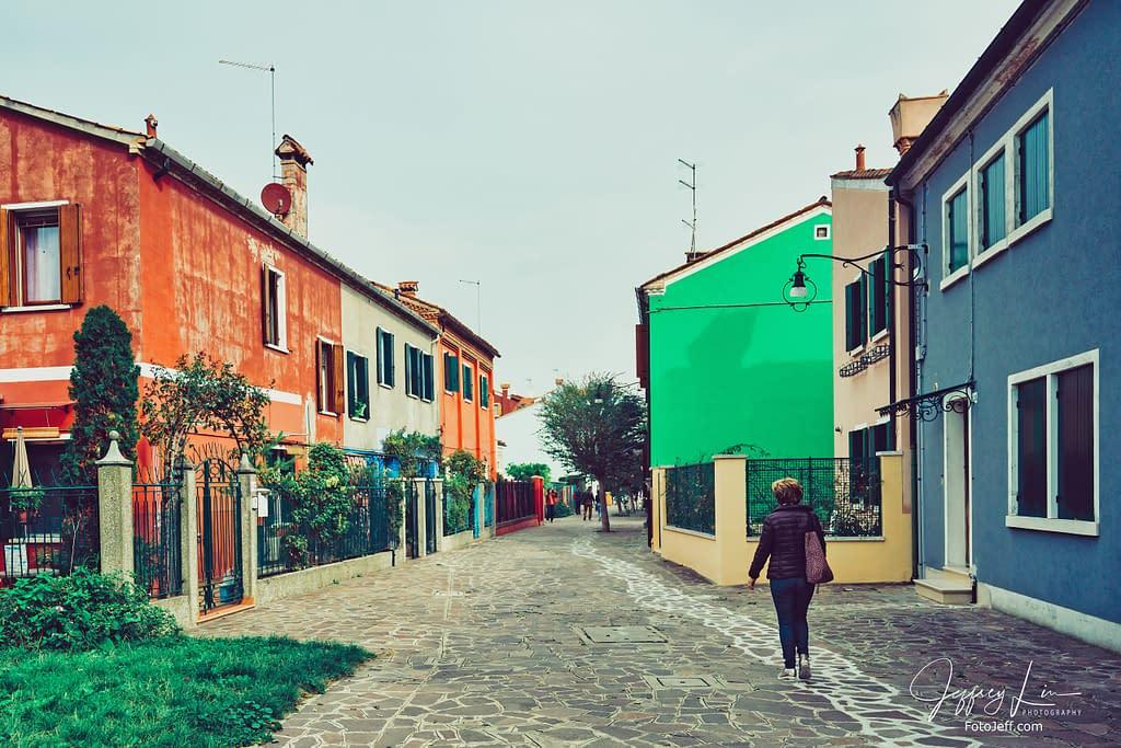 8. The Colourful Island of Burano