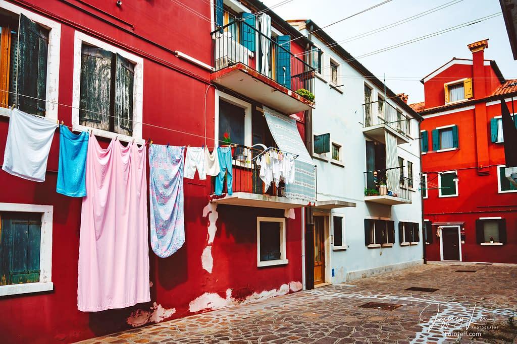 10. The Colourful Island of Burano