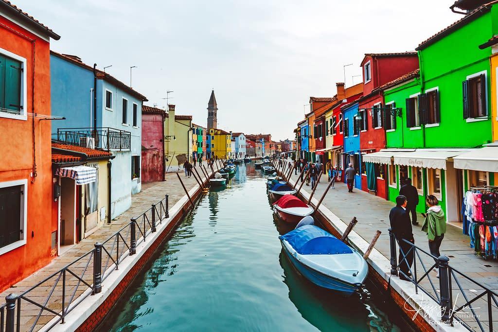 12. The Colourful Island of Burano