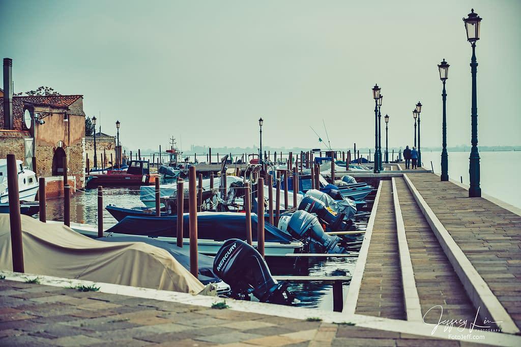 21. Burano Dockyard