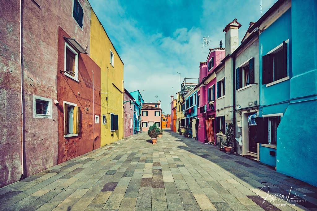 22. The Colourful Island of Burano