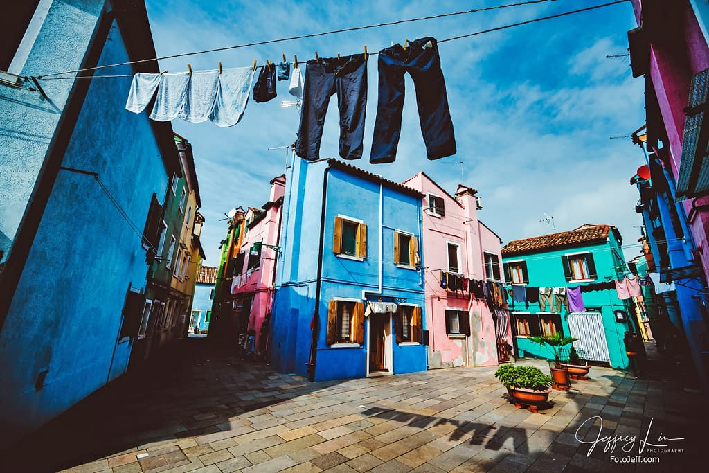 23. The Colourful Island of Burano