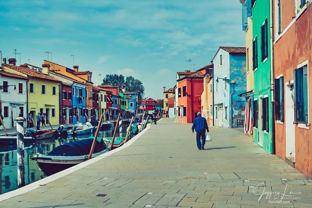29. The Colourful Island of Burano