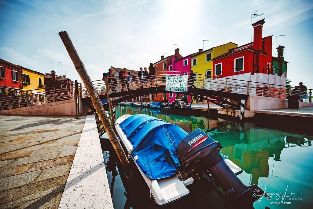 31. The Colourful Island of Burano