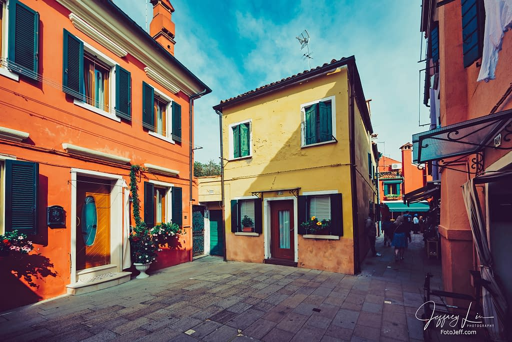 33. The Colourful Island of Burano
