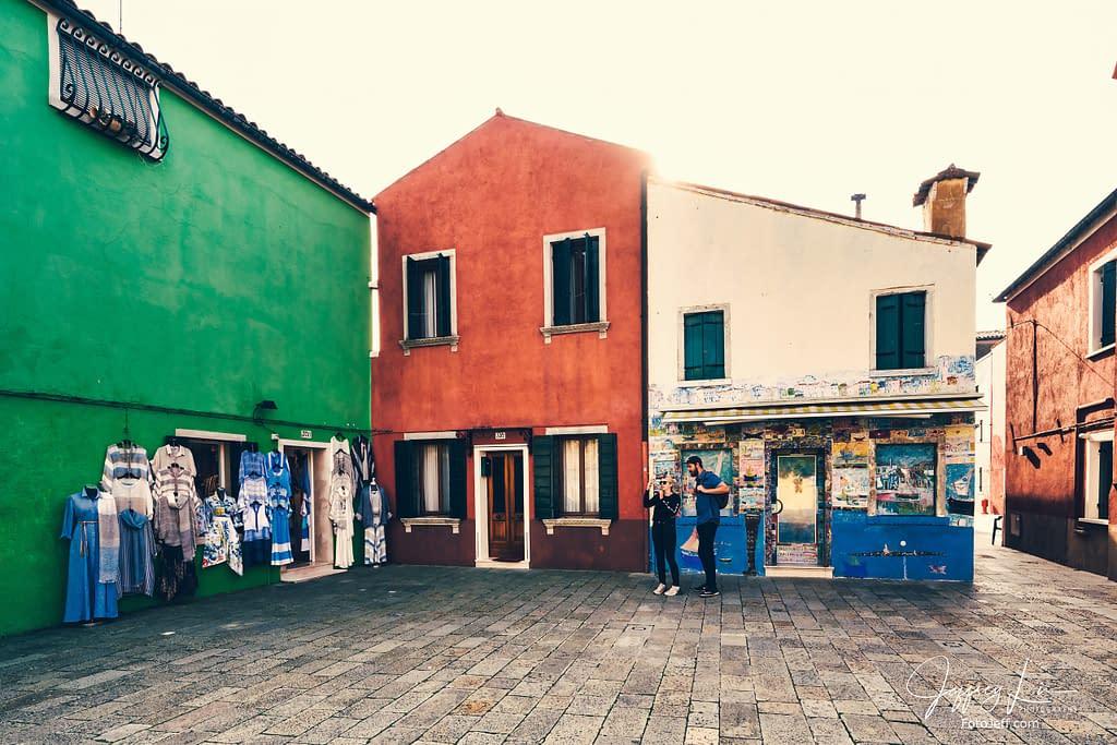 37. The Colourful Island of Burano