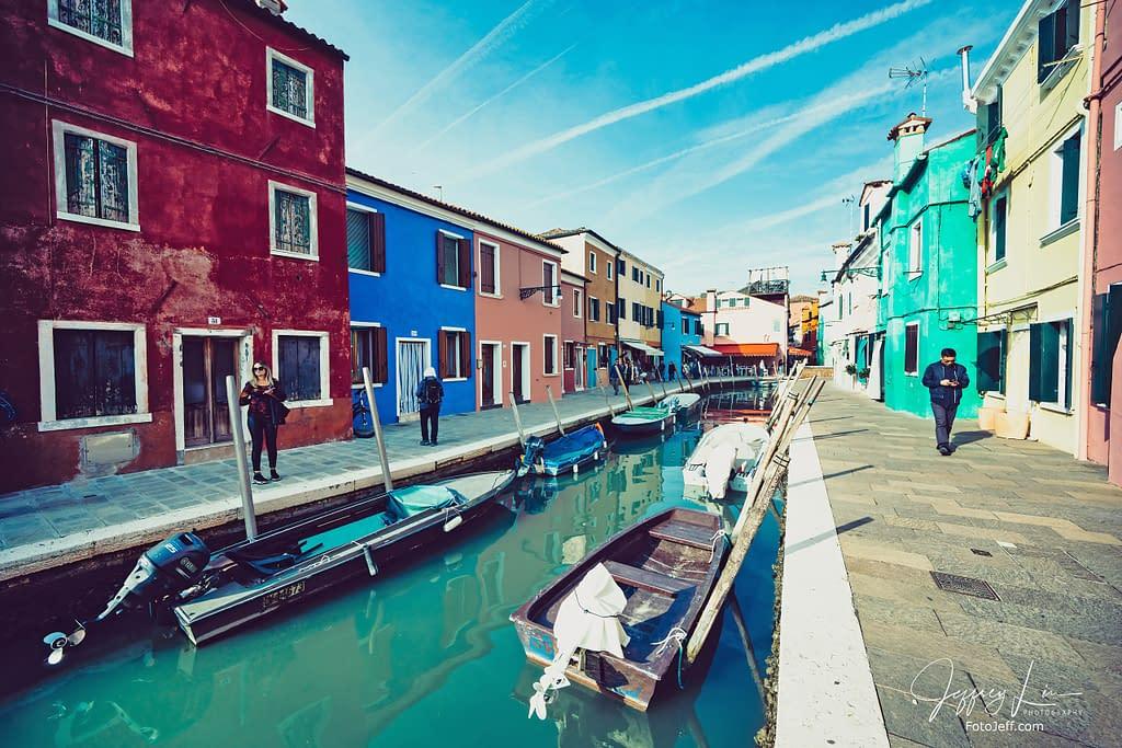 42. The Colourful Island of Burano