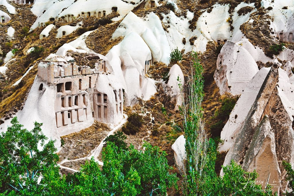 17. Red Tour - Cave Dwellings in Fairy Chimneys