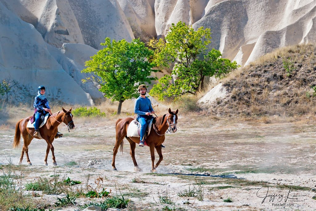 34. Ihlara Valley Horseback Riding