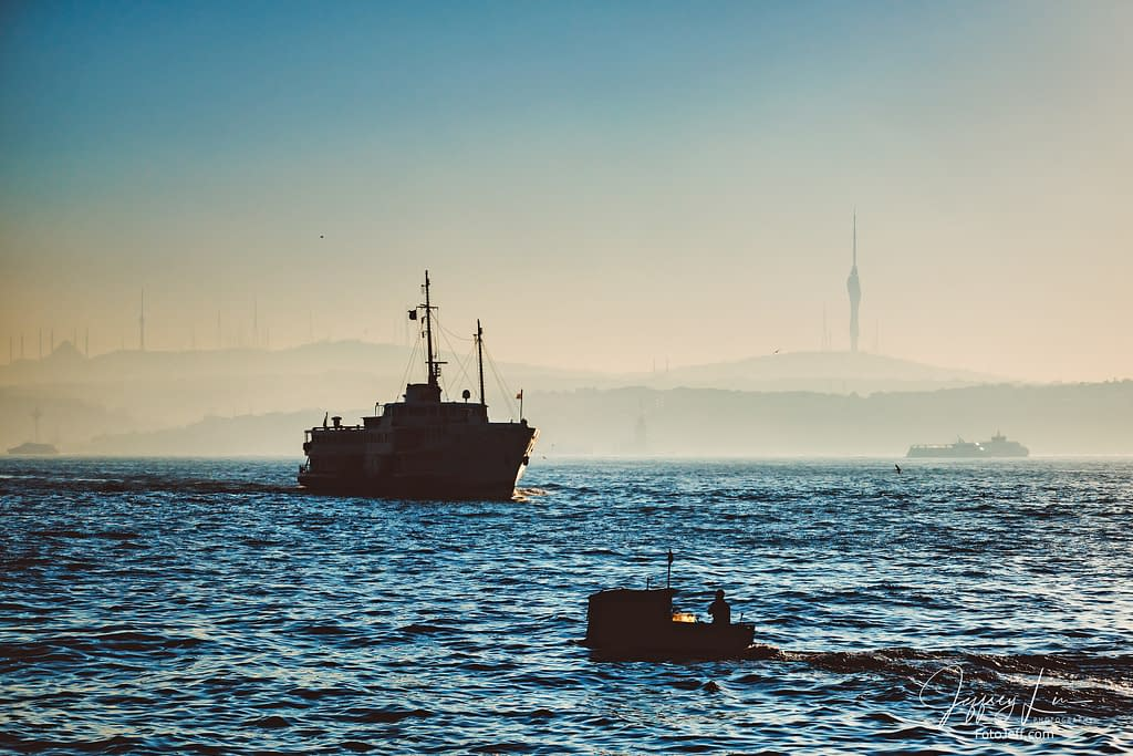 1. Bosphorus Strait