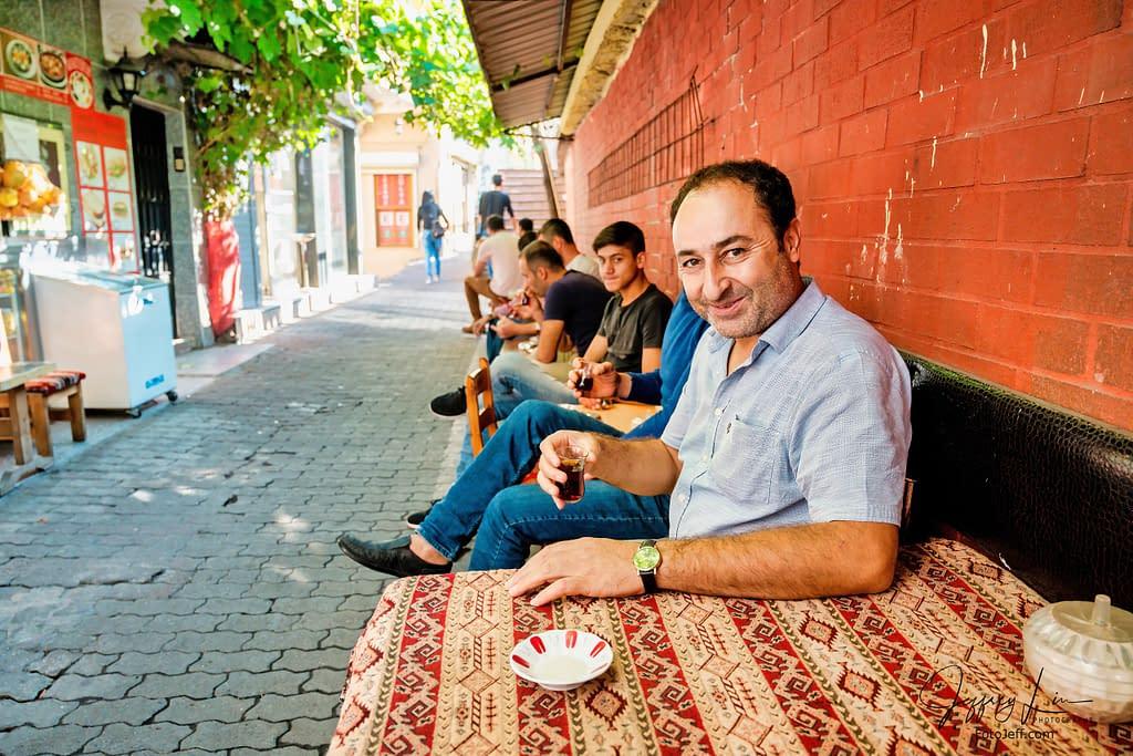 1. Traditional Turkish Tea