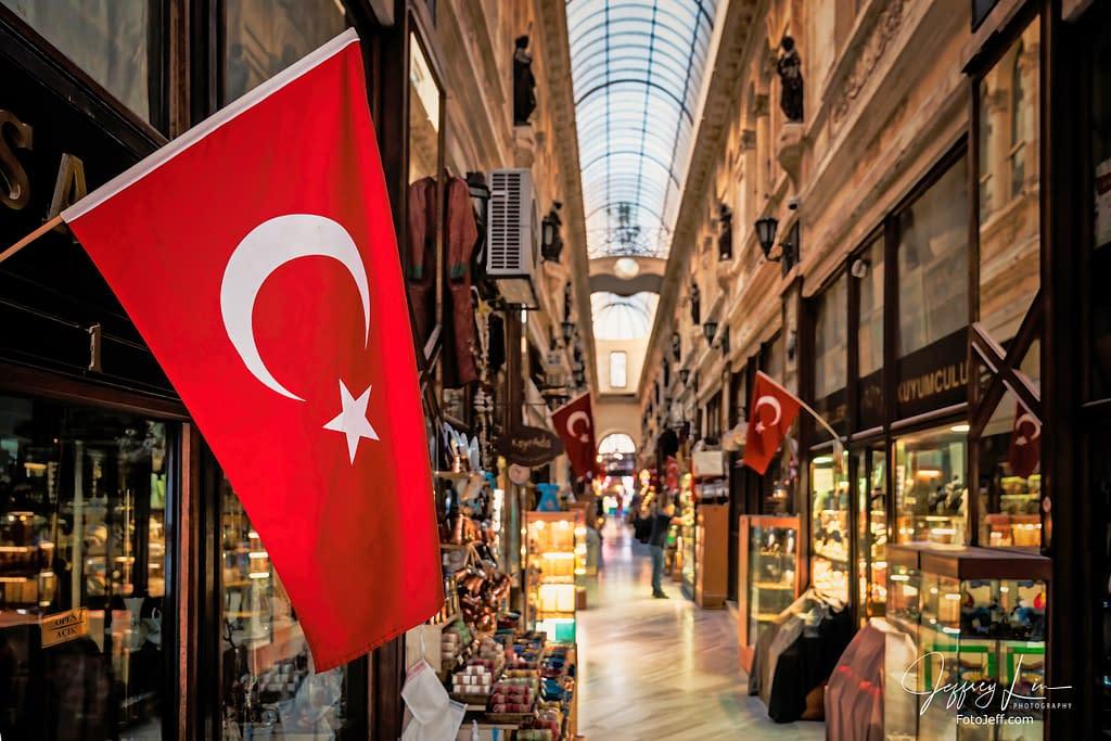 5. Istiklal Caddesi, Beyoğlu-Istanbul