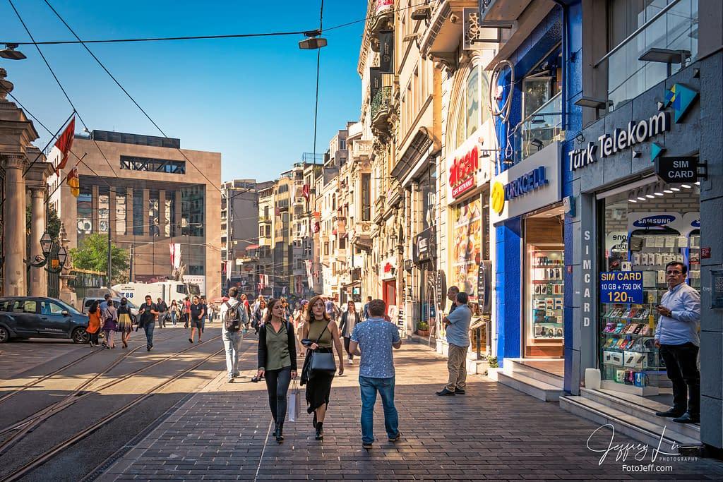 10. Istiklal Caddesi, Beyoğlu-Istanbul