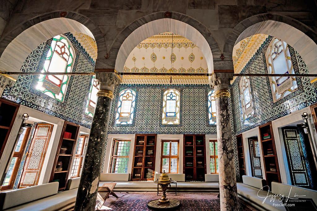 115. Topkapı Sarayı Müzesi
