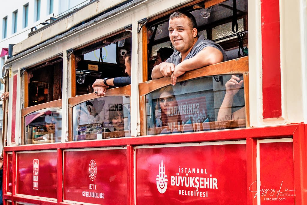 17. Istanbul Nostalgic Tram