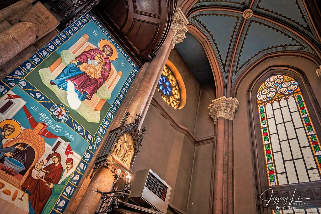 22. Saint Antoine Church
