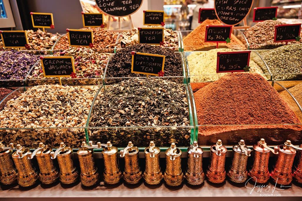 37. Mısır Çarşısı, the Spice Market