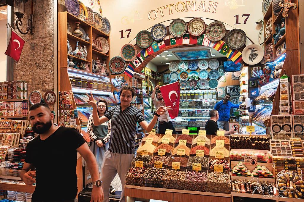 39. Mısır Çarşısı, the Spice Market