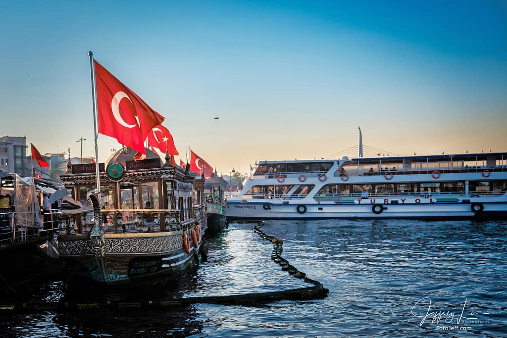 53. Kalyata-i Barbaros (Golden Horn-Istanbul)