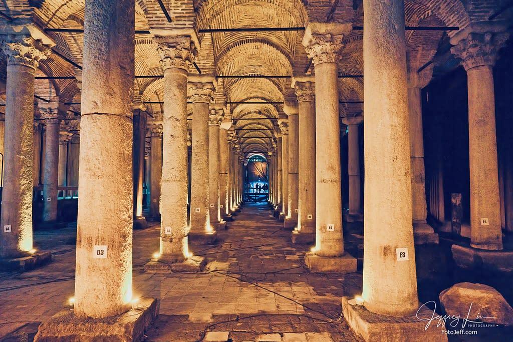 74. Basilica Cistern