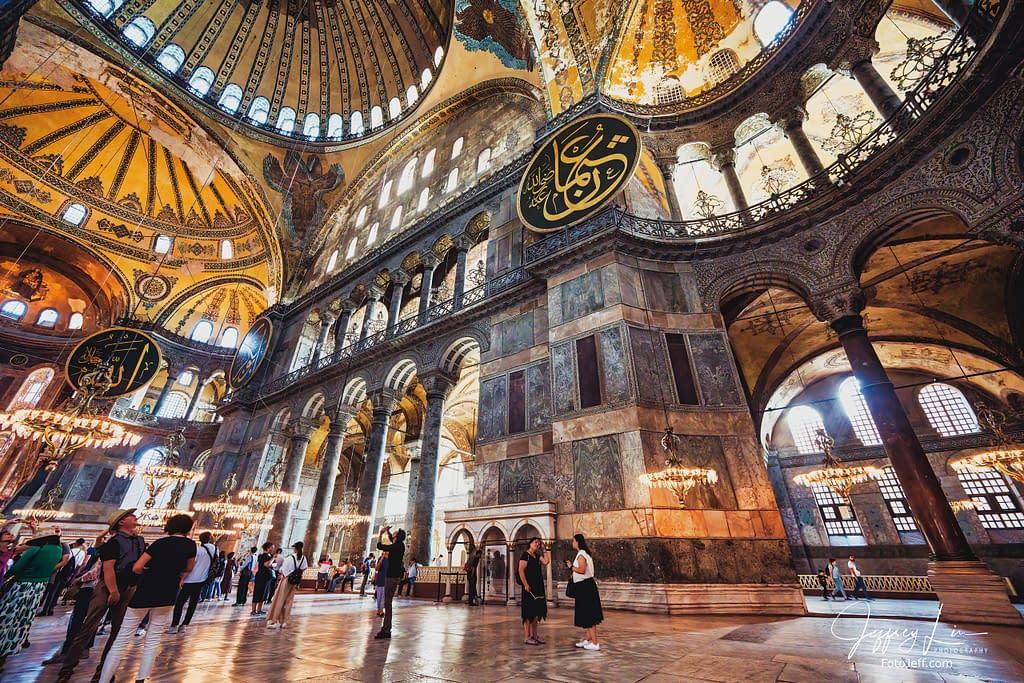 79. Hagia Sophia Interior