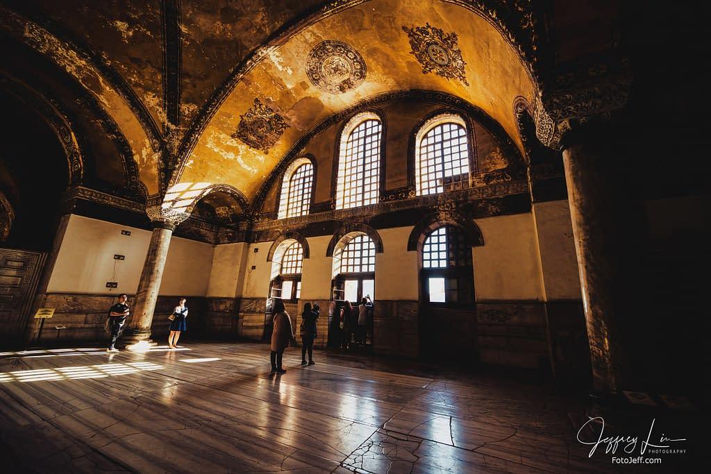 82. Hagia Sophia Interior