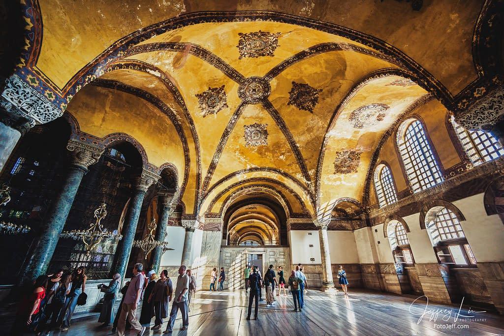 85. Hagia Sophia Interior