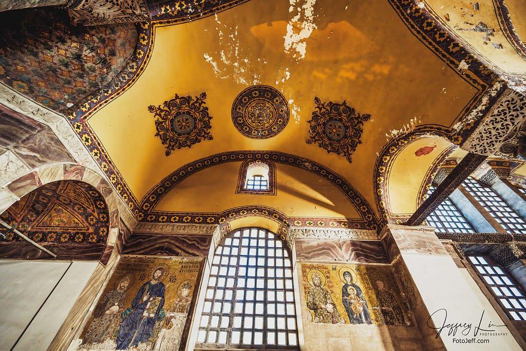 86. Hagia Sophia Interior