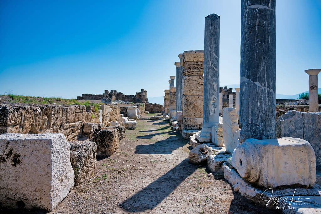 2. Archaeological Site of 7,500 Years Old Laodicea, the Last Church of Revelation