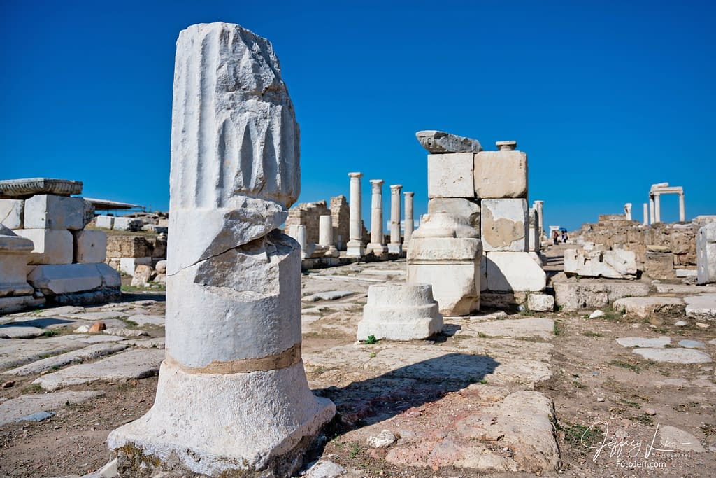 3. Archaeological Site of 7,500 Years Old Laodicea, the Last Church of Revelation