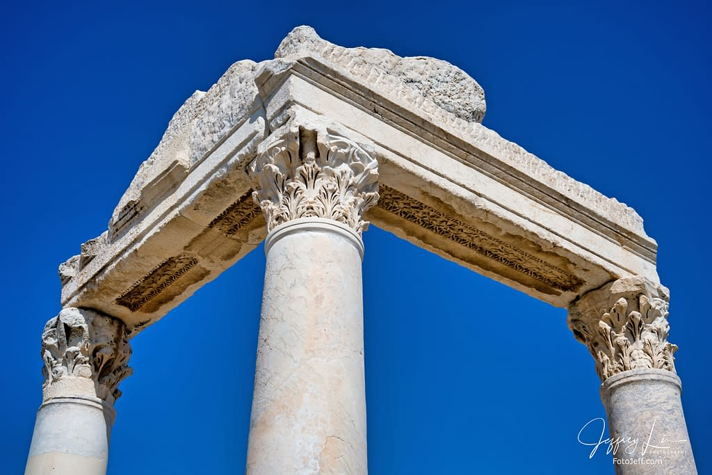 4. Archaeological Site of 7,500 Years Old Laodicea, the Last Church of Revelation