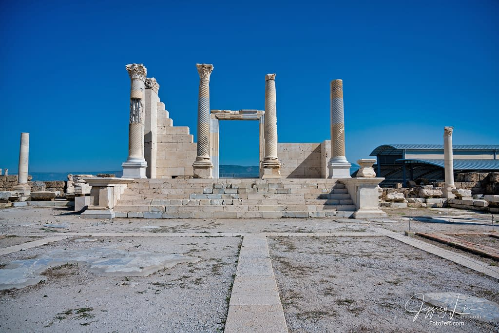5. Archaeological Site of 7,500 Years Old Laodicea, the Last Church of Revelation