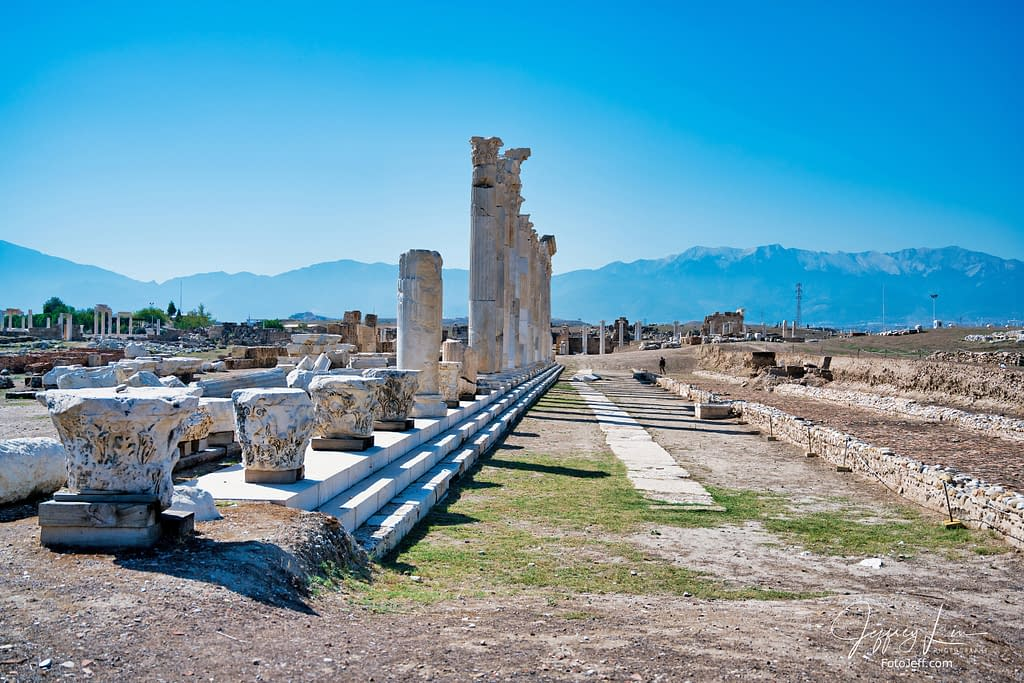 9. Archaeological Site of 7,500 Years Old Laodicea, the Last Church of Revelation